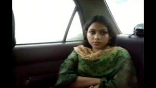 Bengali Beautiful Girl on Cab